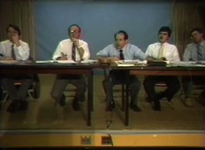 NASA panel, April 7, 1986