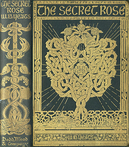 Yeats, W. B., The Secret Rose , PR5904 .S3 1897b, Special Collections Research Center, George Mason University.